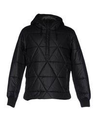 Bench - Black Jacket for Men - Lyst