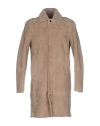 Valentino Natural Coat for men