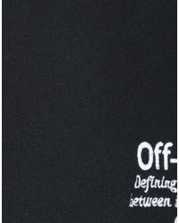 Off-White c/o Virgil Abloh Hose in Black für Herren