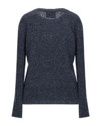 Pullover Boutique Moschino en coloris Blue