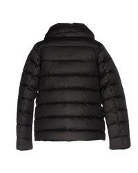 313 Tre Uno Tre Black Down Jacket