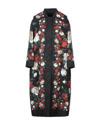 Dolce & Gabbana Gray Coat