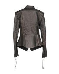 DIESEL Gray Jacket
