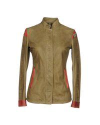 Matchless Green Jacket