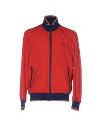Paul & Shark Red Jacket for men