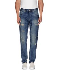 Originals By Jack & Jones | Blue Denim Pants for Men | Lyst