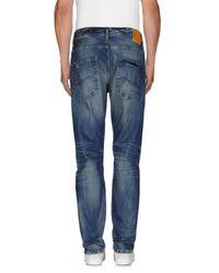 Originals By Jack & Jones - Blue Denim Pants for Men - Lyst