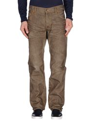PRPS Noir | Natural Denim Trousers for Men | Lyst