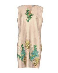 Blumarine Pink Short Dress