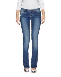 Jcolor Blue Denim Trousers