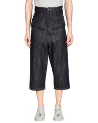 Dbyd - Blue Denim Pants for Men - Lyst
