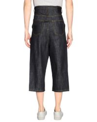 Dbyd - Blue Denim Pants for Men - Lyst