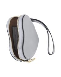 French Connection - Gray Coin Purses - Lyst