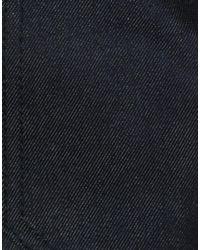 Maison Kitsuné Blue Denim Pants