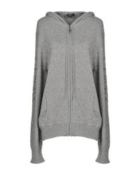 Faith Connexion - Gray Cardigan - Lyst