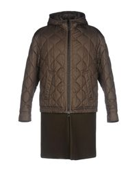 Neil Barrett - Green Jacket for Men - Lyst