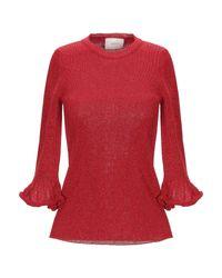 Pullover di ViCOLO in Red