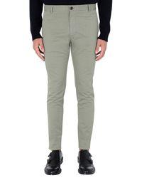Tiger Of Sweden Green Casual Pants for men