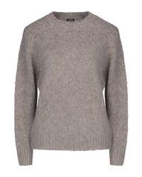 Pullover di Aspesi in Gray