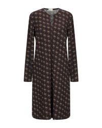 Robe courte Siyu en coloris Black