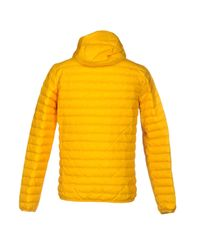 Ciesse Piumini Yellow Down Jacket for men