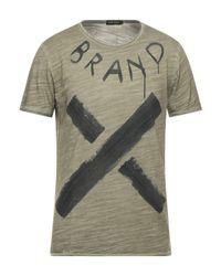 Antony Morato Green T-shirt for men