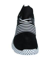 Supra Black Low-tops & Sneakers