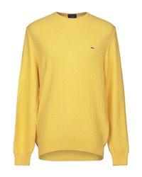 Paul & Shark Pullover in Yellow für Herren
