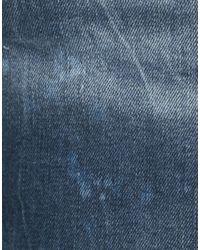 Roy Rogers Jeanshose in Blue für Herren