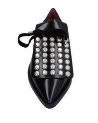 Marc By Marc Jacobs - Black Lace-up Shoe - Lyst
