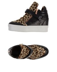 Alexander Smith | Natural High-tops & Sneakers | Lyst