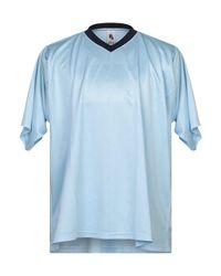 Nike T-shirts in Blue für Herren