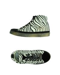 Beverly Hills Polo Club - White High-tops & Sneakers - Lyst