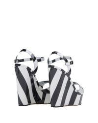 Dolce & Gabbana - Black Sandals - Lyst