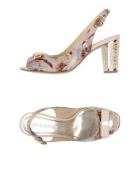 Loretta Pettinari - Natural Sandals - Lyst