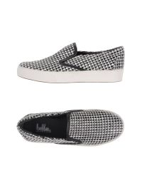 Belle By Sigerson Morrison - Black Low-tops & Sneakers - Lyst