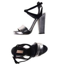 Reed Krakoff | Black Sandals | Lyst