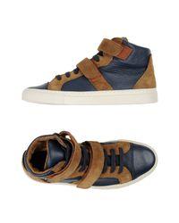 Bensimon - Blue High-tops & Sneakers for Men - Lyst