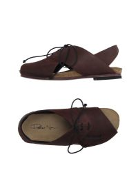 Peter Non - Brown Sandals - Lyst