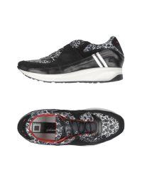Giuliano Fujiwara - Black Low-tops & Sneakers for Men - Lyst