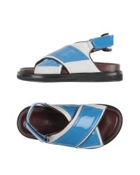 Antonio Marras Blue Sandals