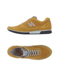 Hogan Yellow Low-tops & Trainers for men
