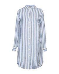 Woolrich Blue Shirt