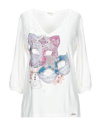 Ean 13 White T-shirts