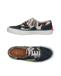 Paul Smith Gray Low-tops & Sneakers