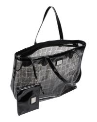 Gianfranco Ferré   Black Handbag   Lyst