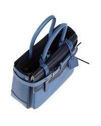 Reed Krakoff Blue Handbag