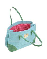 Blugirl Blumarine - Blue Handbag - Lyst