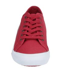 Le Coq Sportif Red Low-tops & Sneakers for men