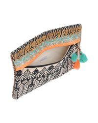 Star Mela Black Handbag